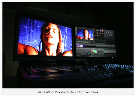 DaVinci Resolve Colorist in South Florida